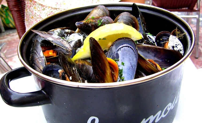 The french mussel pot!