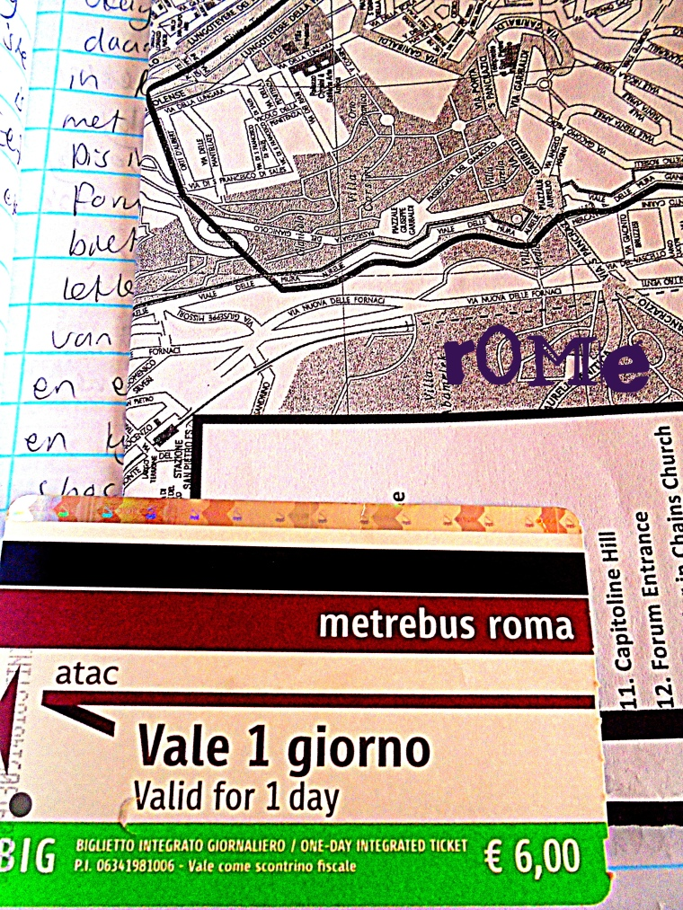 One day Rome express