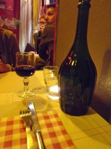 Hmm red wine :)