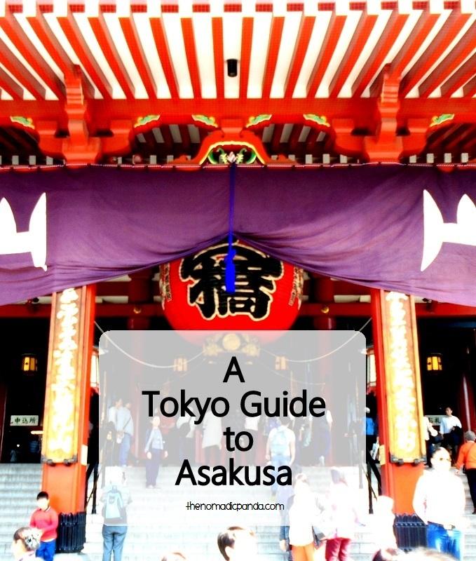 A Tokyo Guide to Asakusa
