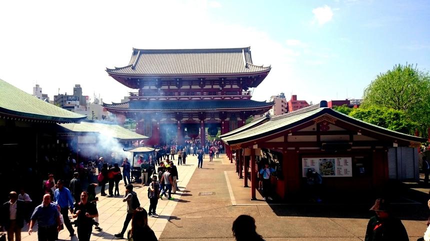 Sensoji Temple Complex