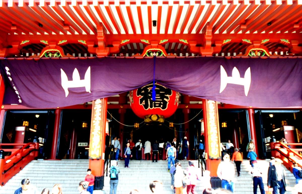 Exploring Tokyo: Asakusa Guide