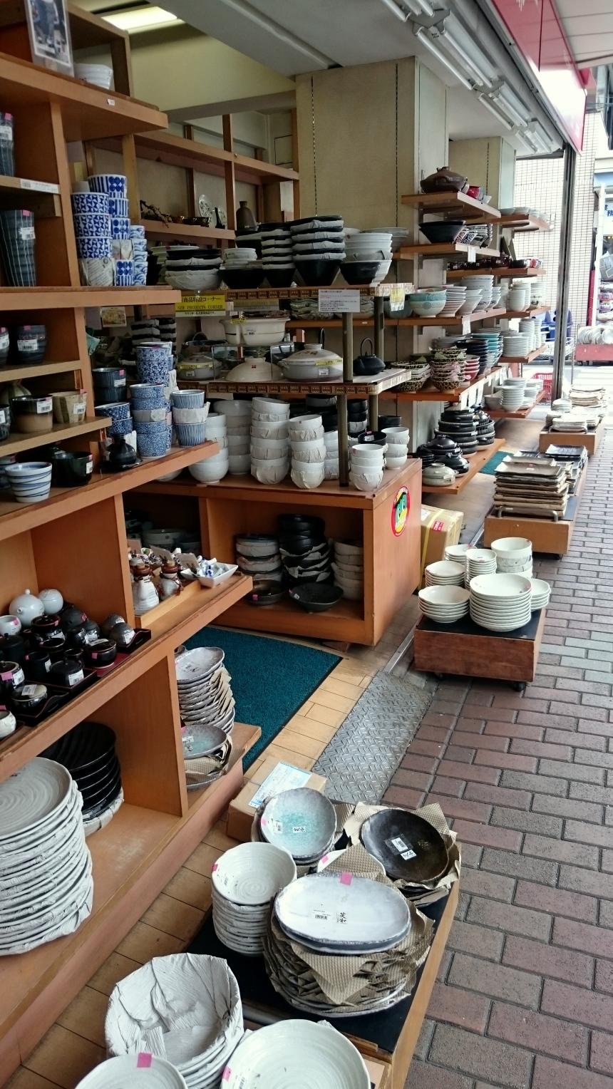 Pottery heaven!