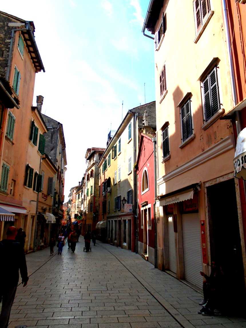 Explore the Old Town without cars