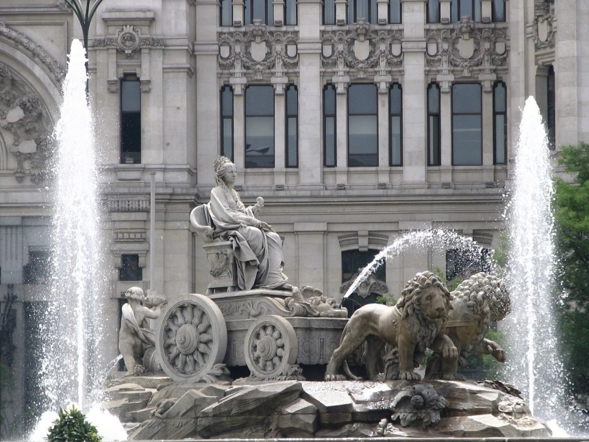 Cibeles Fountain
