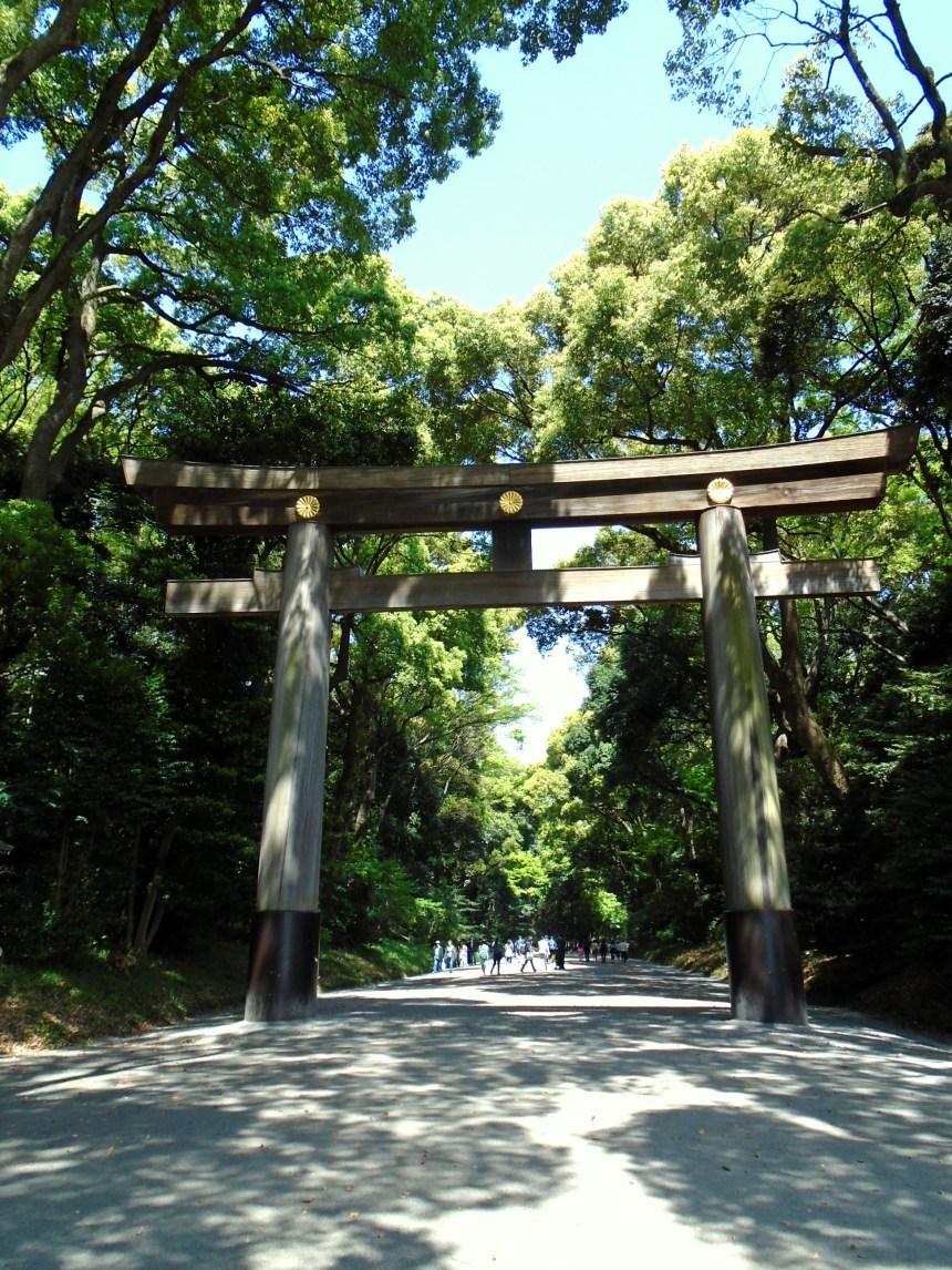 Southern Torii Gate
