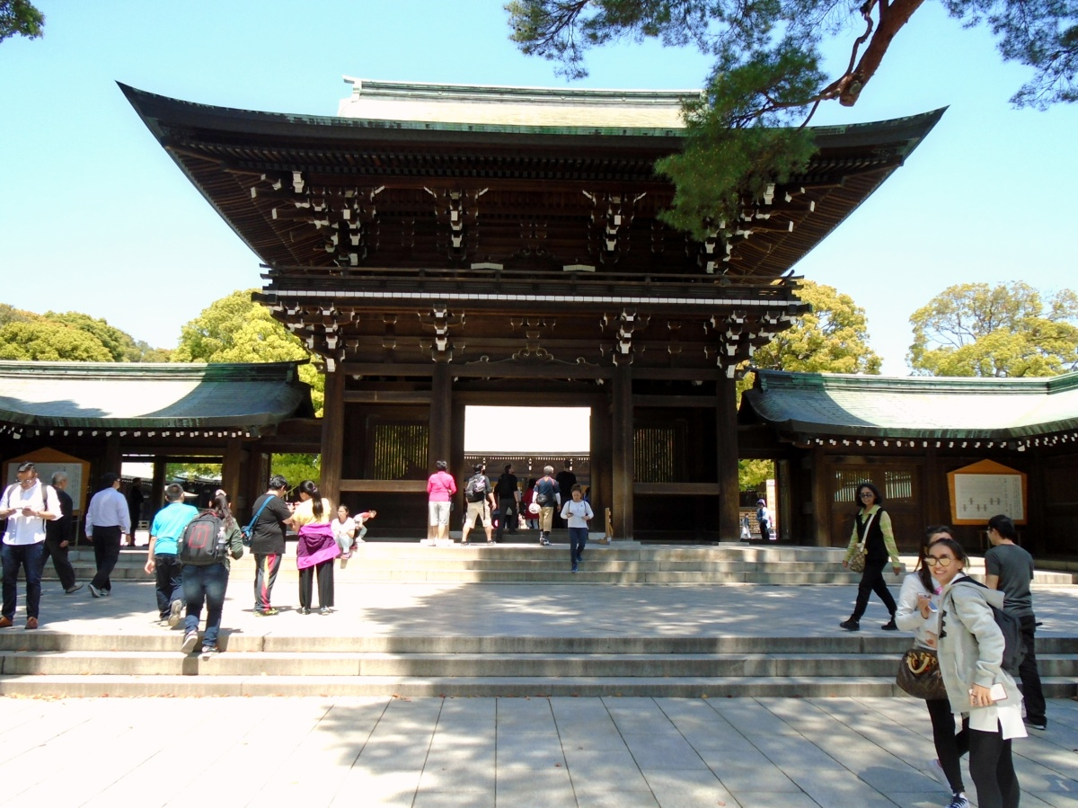 Exploring Tokyo: Meiji Shrine