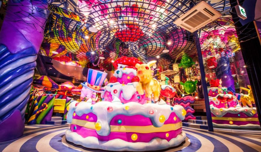 Kawaii Monster Cafe - Melty-go-round