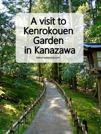 Kenrokouen Garden
