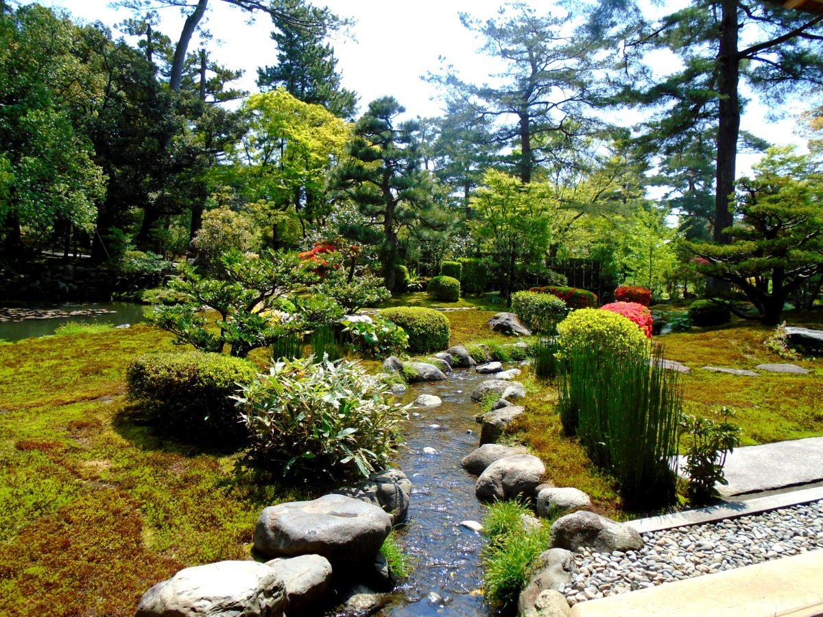 A visit to Kenrokouen Garden in Kanazawa