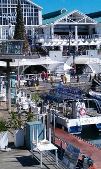 V&A Waterfront Shopping