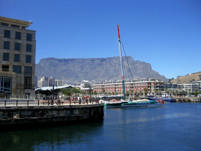 V&A Waterfront Table Mountain
