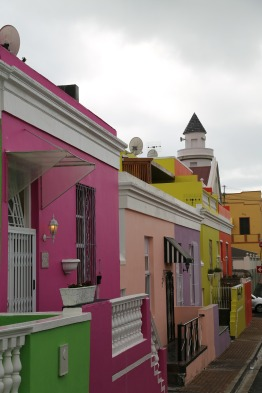 Visit the colourful Bo-Kaap