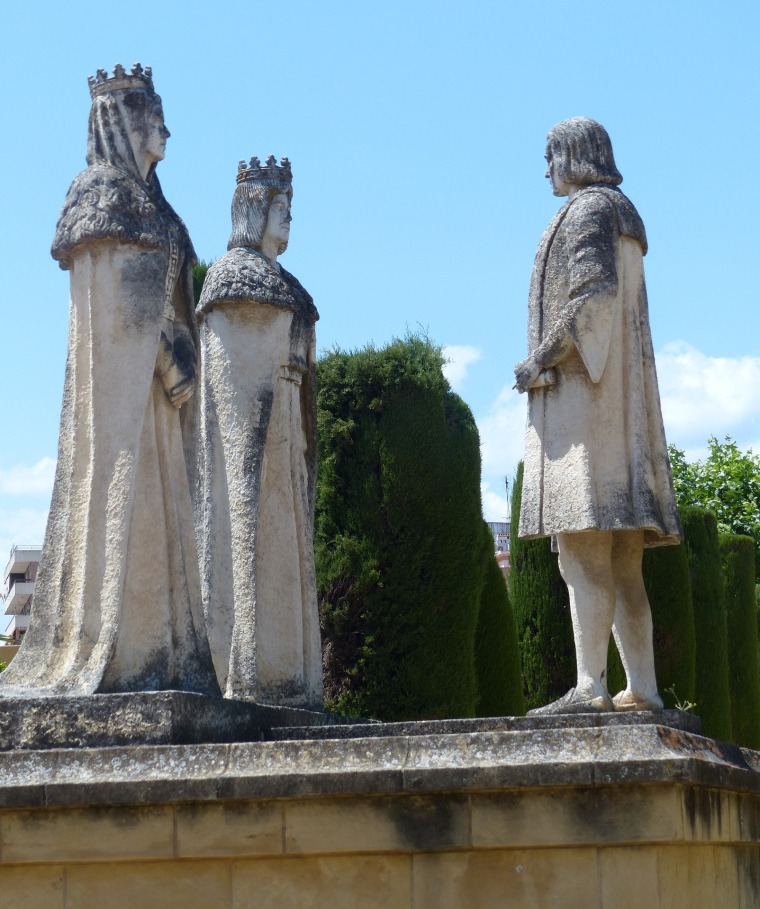The Christian Monarchs Ferdinand and Isabella, Cordoba