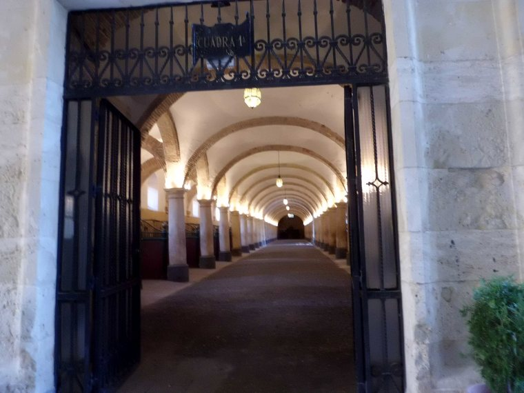 The Royal Stables, Cordoba