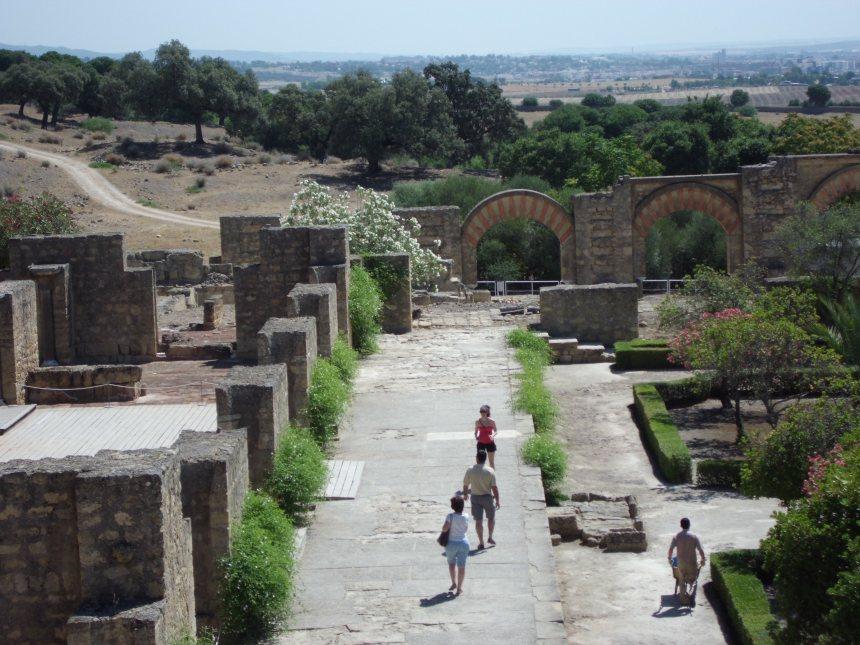Ruins of a Summer Palace, Medinat-al-Zahra
