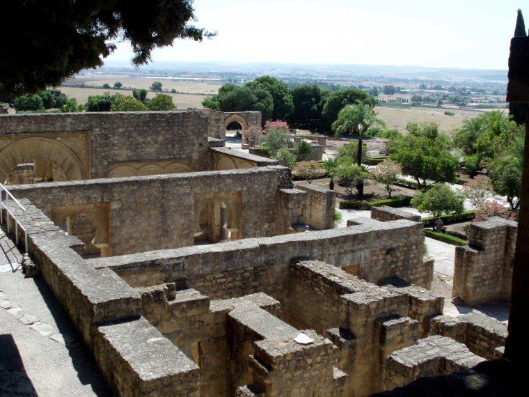 Ruins of Medinat-al-Zahra, Cordoba