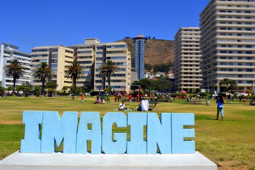 Sea Point Promenade Park Cape Town