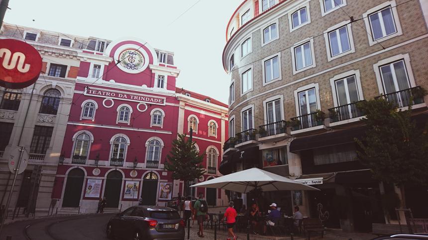 Lisbon 10 Things to do Baixa Chiado