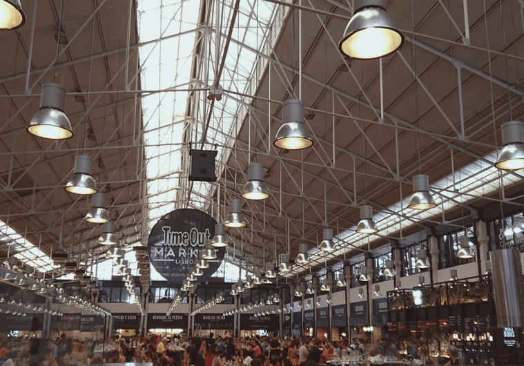 Lisbon 10 Things to do Mercado da Ribeira