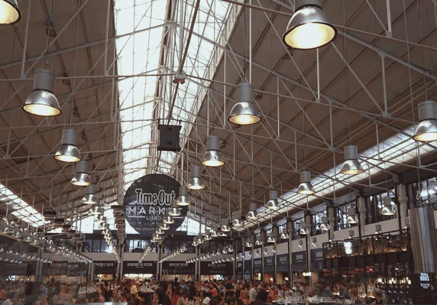 Lisbon 10 Things to do Mercado da Ribeira