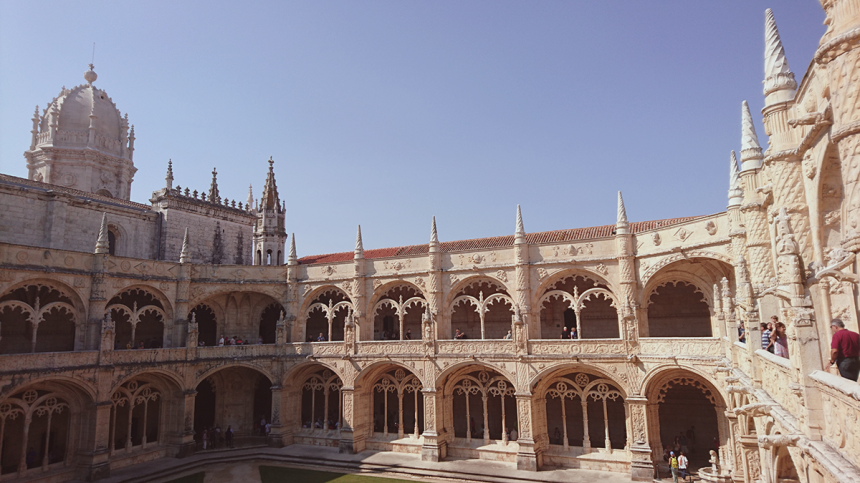 Day trip to Belem Monasterio Jeronimos