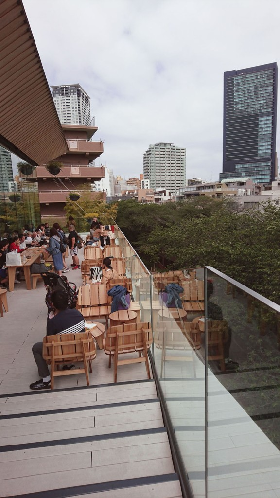 Starbucks Reserve Roastery Toyko The Nomadic Panda Blog