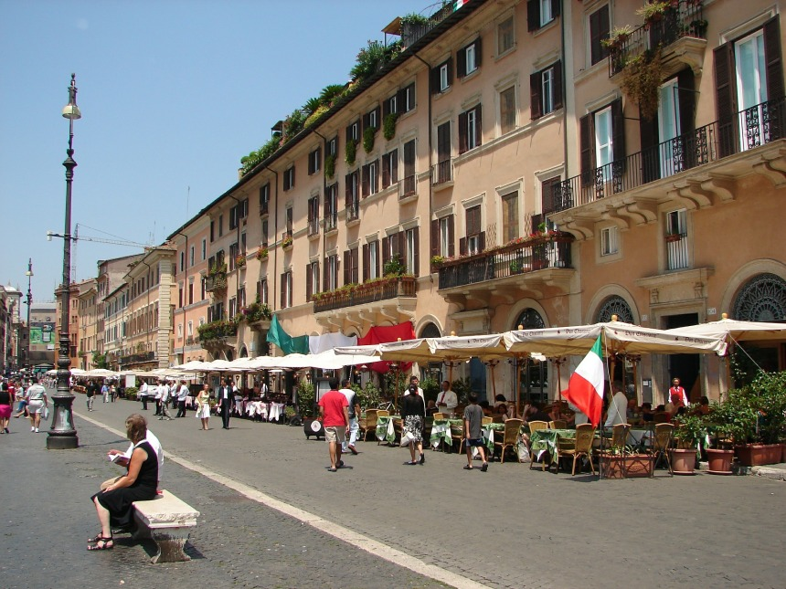A quick guide to Rome Piazza Navona