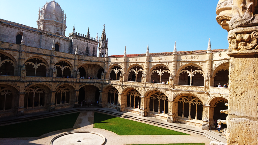 Things to do in Belem Jeronimos Monastery 2