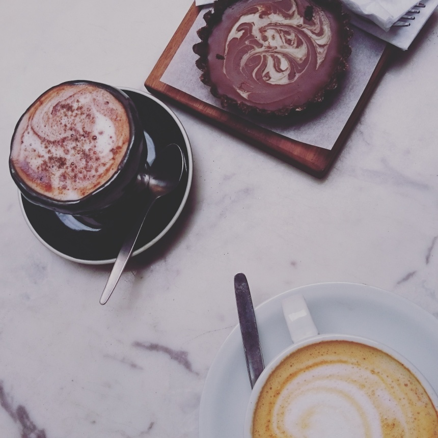 Mexican hot chocolate and chocolate tart at Honest Chocolate Things to do in Cape Town